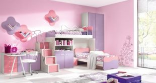 ديكورات غرف نوم اطفال , ديكور هادئ لنوم مريح للاطفال