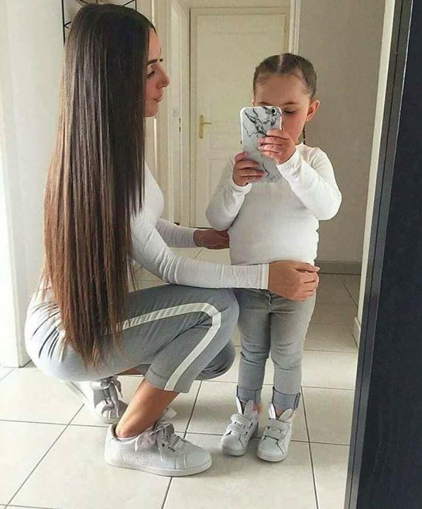 صوره صور عن الخالة , الام الثانيه للاطفال هى الخاله