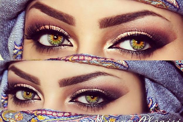 صورة احلى عيون , عيون جميلة رقيقة