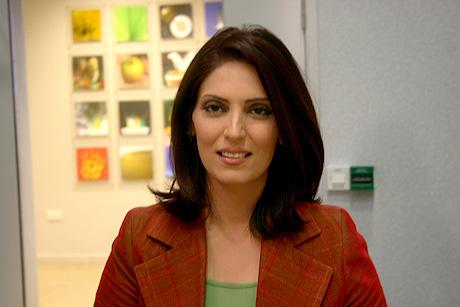صورة لينا زهر الدين , لينا زهر الدين الصحفية 1374 4