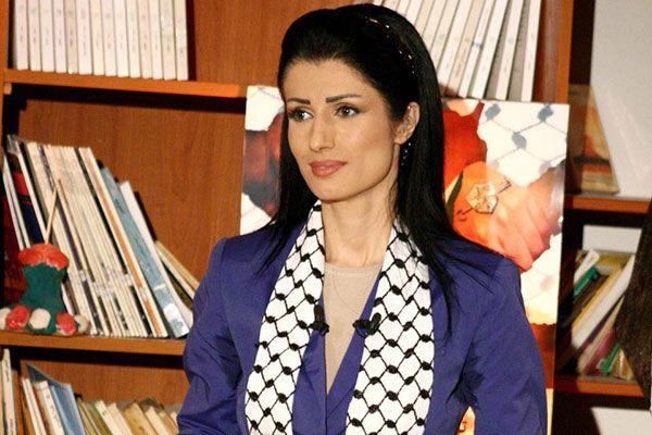 صورة لينا زهر الدين , لينا زهر الدين الصحفية 1374 8