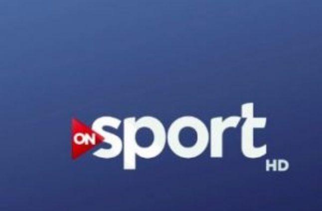 صوره تردد قناة on sport , تثبيت قنوات on sport