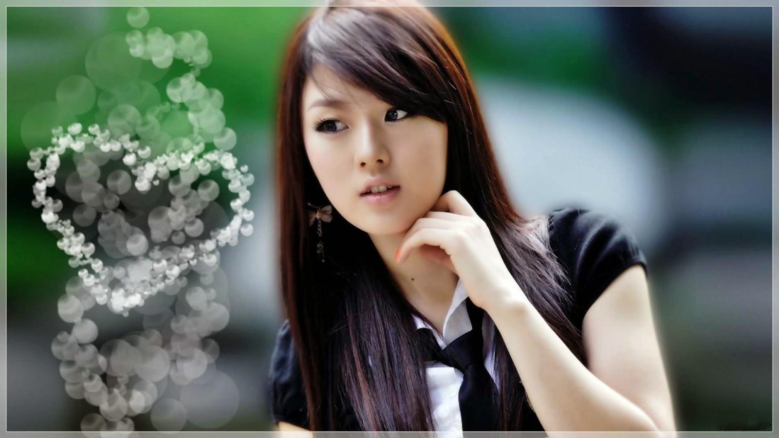 37ab5e244 خلفيات بنات كوريات , اجمل البنات الكورية - دلع ورد