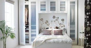 صورة غرف نوم ايكيا , اجمل غرف النوم
