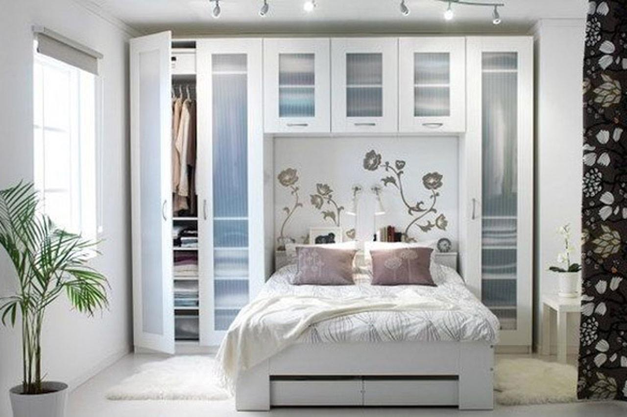 غرف نوم ايكيا , اجمل غرف النوم   دلع ورد