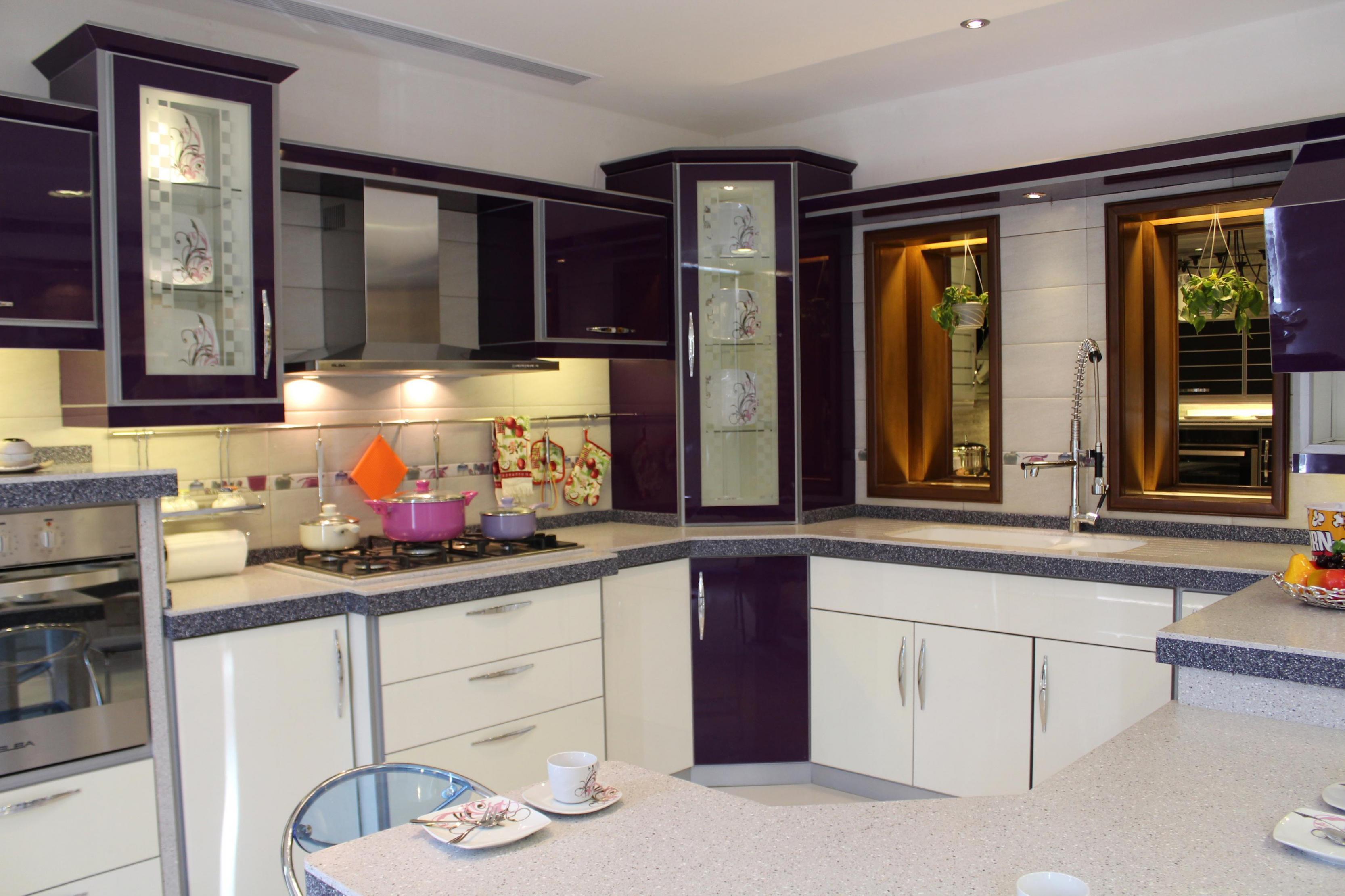بالصور احدث تصميمات المطابخ , اجمل ديكورات المطبخ 1474 2
