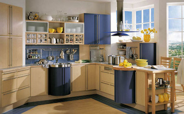 بالصور احدث تصميمات المطابخ , اجمل ديكورات المطبخ 1474 7