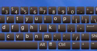 صوره رموز الكيبورد , رموز لوحة المفاتيح