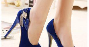 صورة احذية كعب , حذاء بكعب عالى