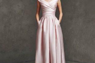 صورة موديلات فساتين ناعمه , اجمل و ارق الفساتين