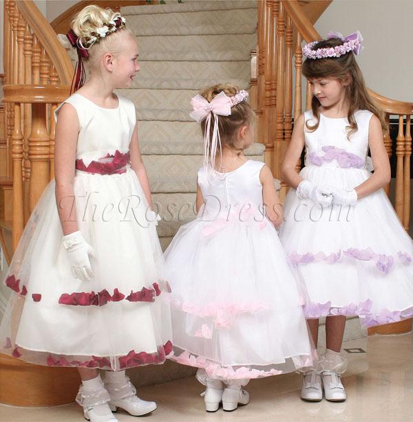 بالصور بدلات بنات , اجمل فساتين البنات الصغيرة 1593 3
