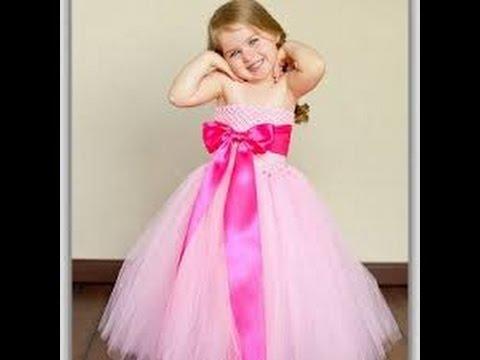 بالصور بدلات بنات , اجمل فساتين البنات الصغيرة 1593 6