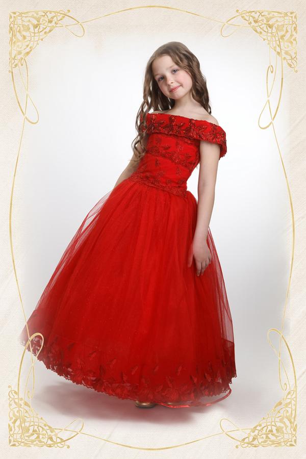 بالصور بدلات بنات , اجمل فساتين البنات الصغيرة 1593 9