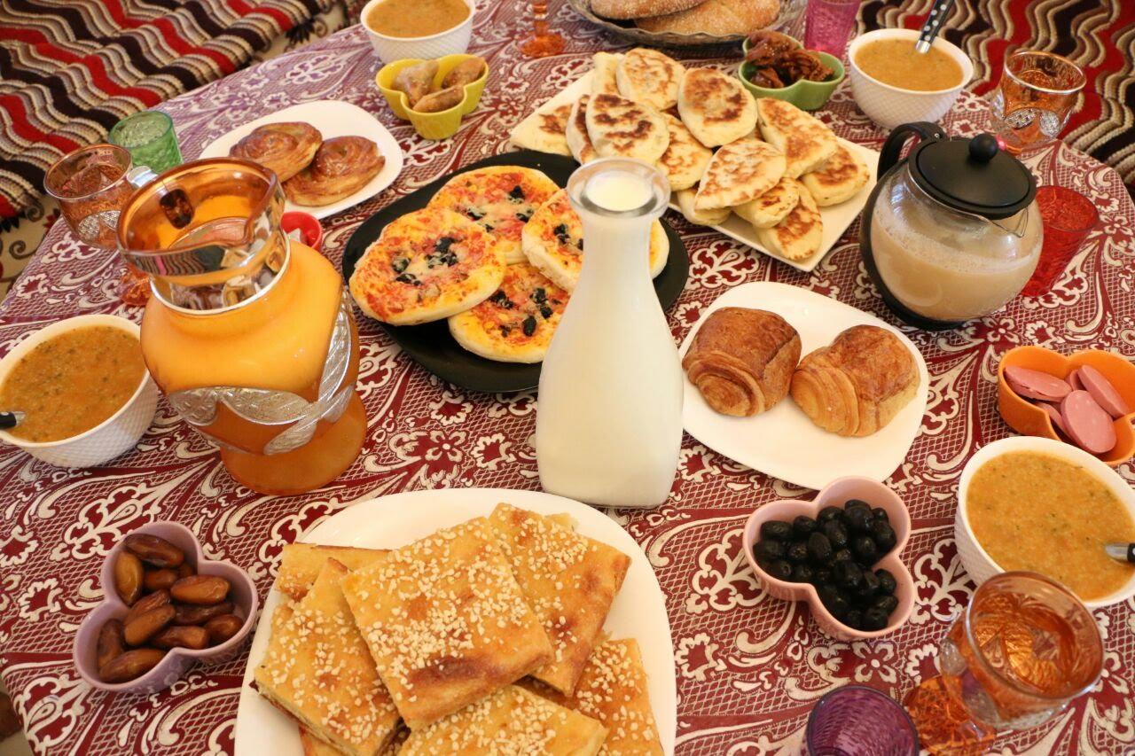 بالصور طبخ رمضان , اجمل الاكلات للصيام 1745 5