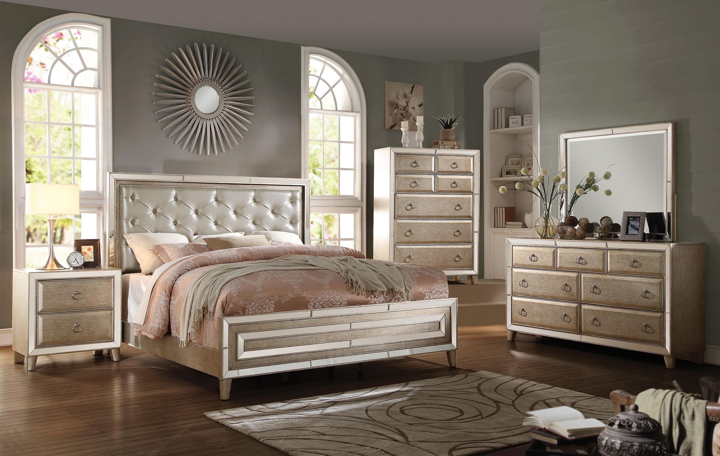 بالصور غرف نوم كلاسيك , الاستيل الكلاسيكي لغرف النوم 2265 1