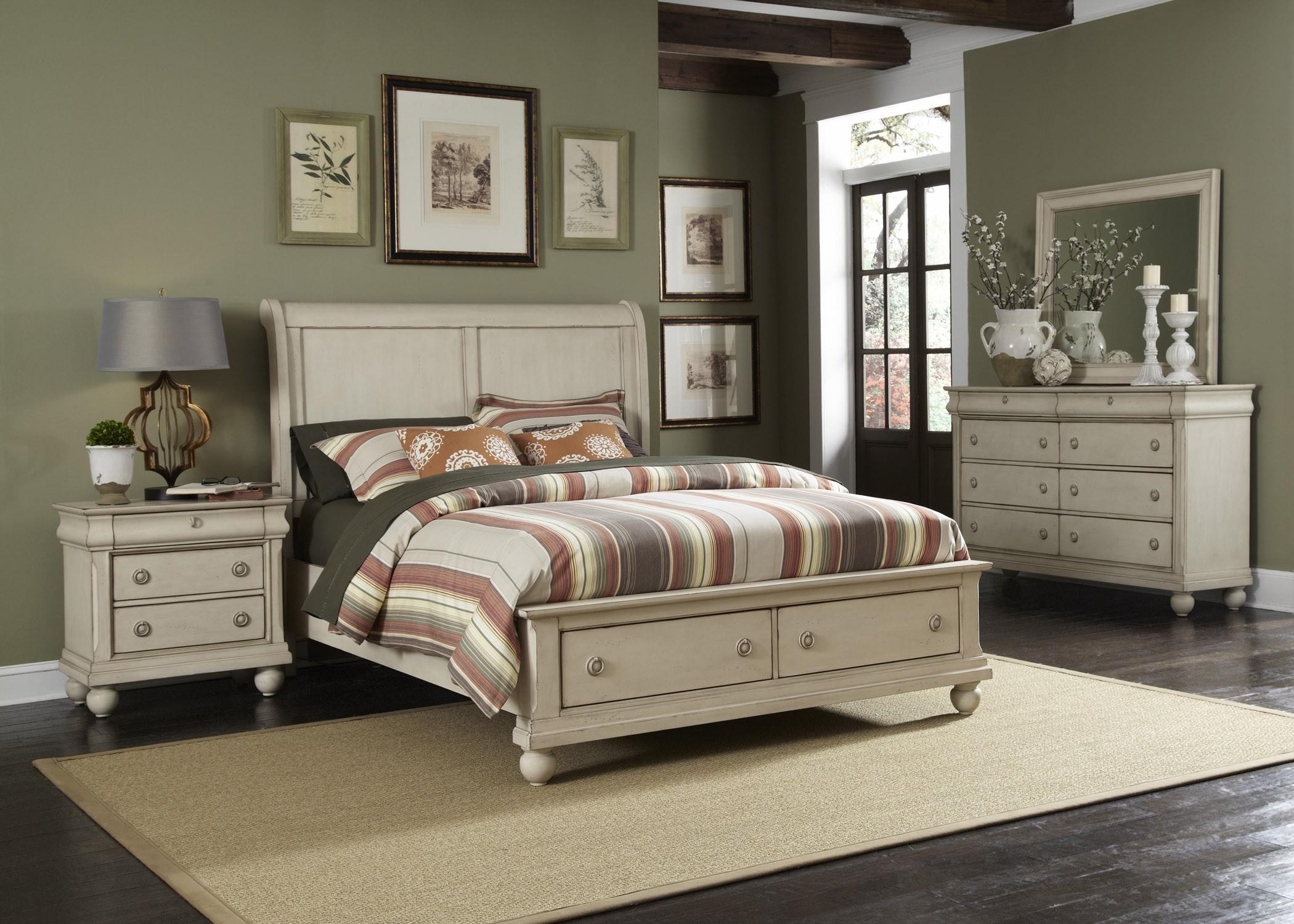 بالصور غرف نوم كلاسيك , الاستيل الكلاسيكي لغرف النوم 2265 3