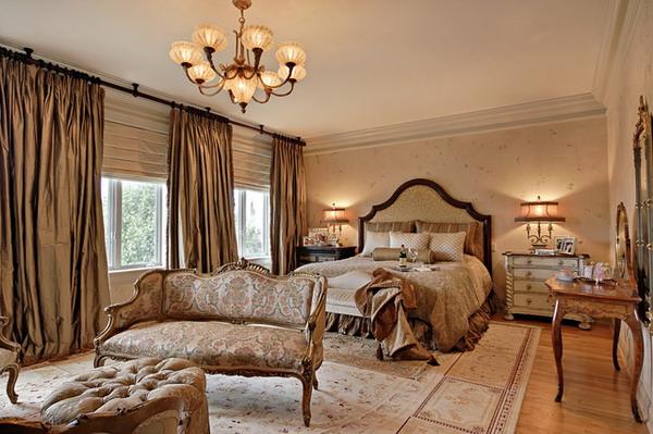 بالصور غرف نوم كلاسيك , الاستيل الكلاسيكي لغرف النوم 2265 7