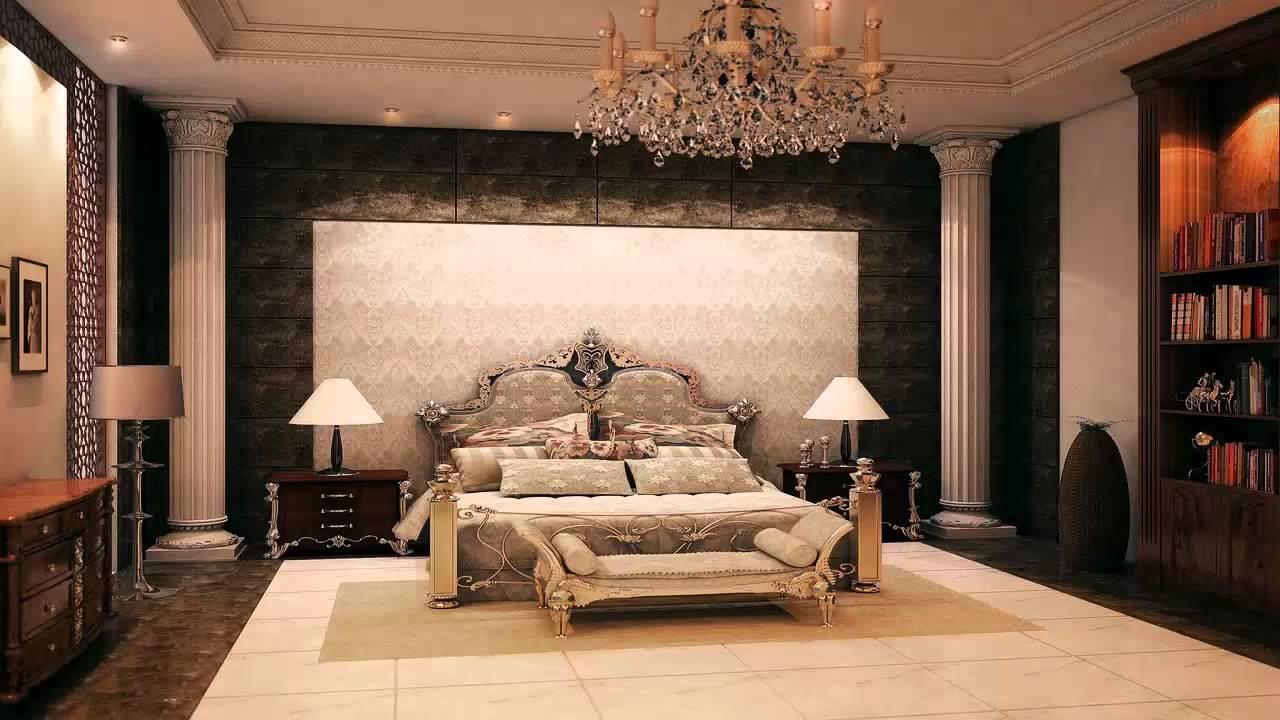 بالصور غرف نوم كلاسيك , الاستيل الكلاسيكي لغرف النوم 2265 8