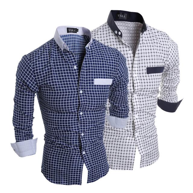 صوره قميص رجالي , رؤية في القمصان الرجالية