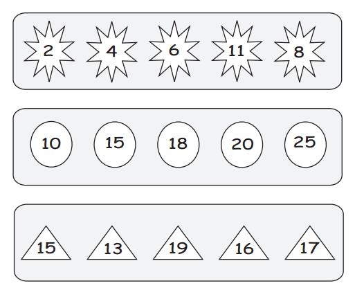 بالصور الغاز رياضيات سهلة مع الحل , اسهل الالغاز الرياضيه 2315 2