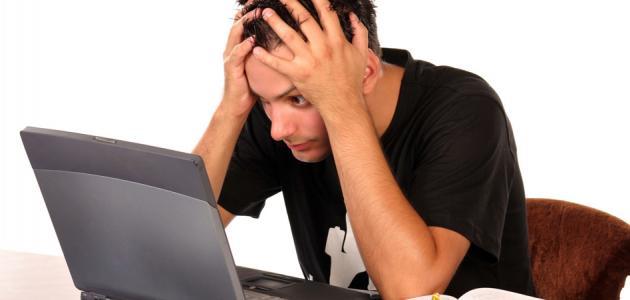بالصور اضرار الانترنت , مشاكل الانترنت الكثيره 2321 1