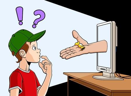 بالصور اضرار الانترنت , مشاكل الانترنت الكثيره 2321 9