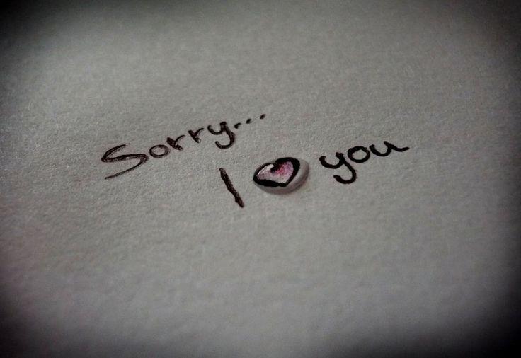 بالصور صور اعتذار للحبيب , احلى صور للاعتذار للحبيب 2474 5