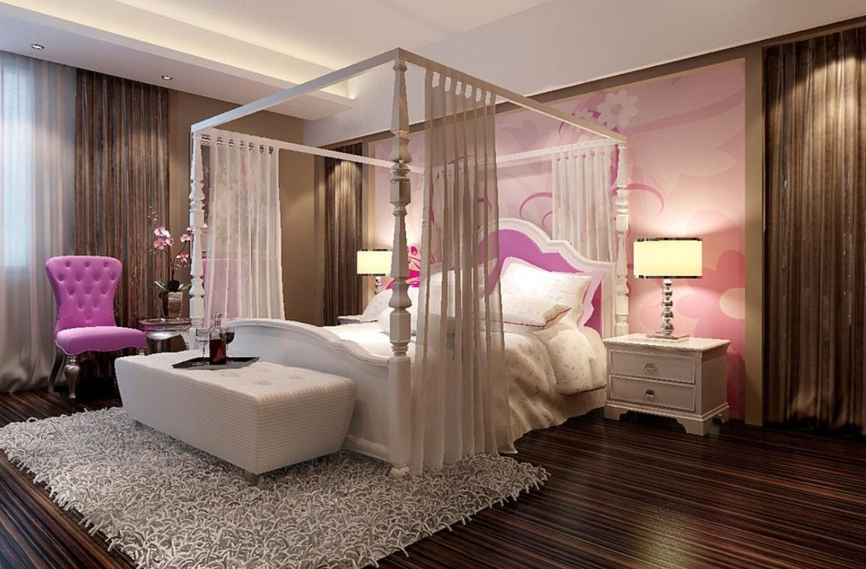 بالصور اصباغ غرف نوم , كيف تصبغ غرفة نومك 2498 1