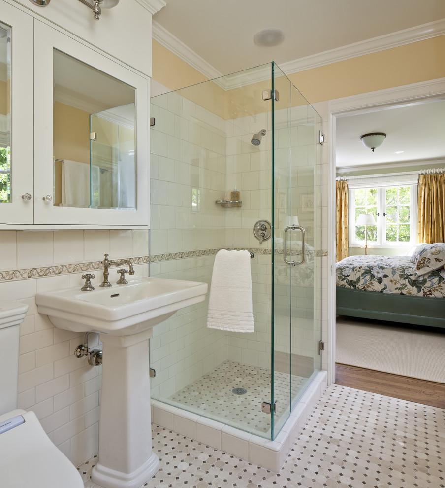 صور حمامات داخل غرف النوم , عملية الحمام داخل غرفة النوم