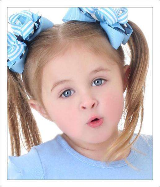 بالصور اجمل طفلة في العالم , صور لاجمل طفلة في العالم 2551 4