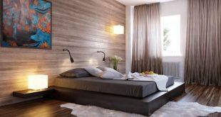 صوره اجمل ديكورات غرف النوم , صور لغرف نوم ذي ديكور متميز