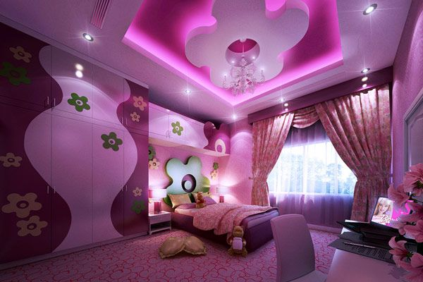 بالصور اجمل ديكورات غرف النوم , صور لغرف نوم ذي ديكور متميز 2624 4
