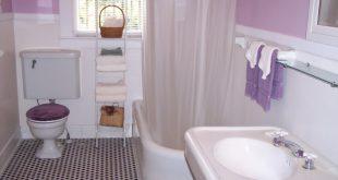 صوره ديكورات حمامات صغيرة جدا وبسيطة , احلى ديكورات الحمامات البسبطة