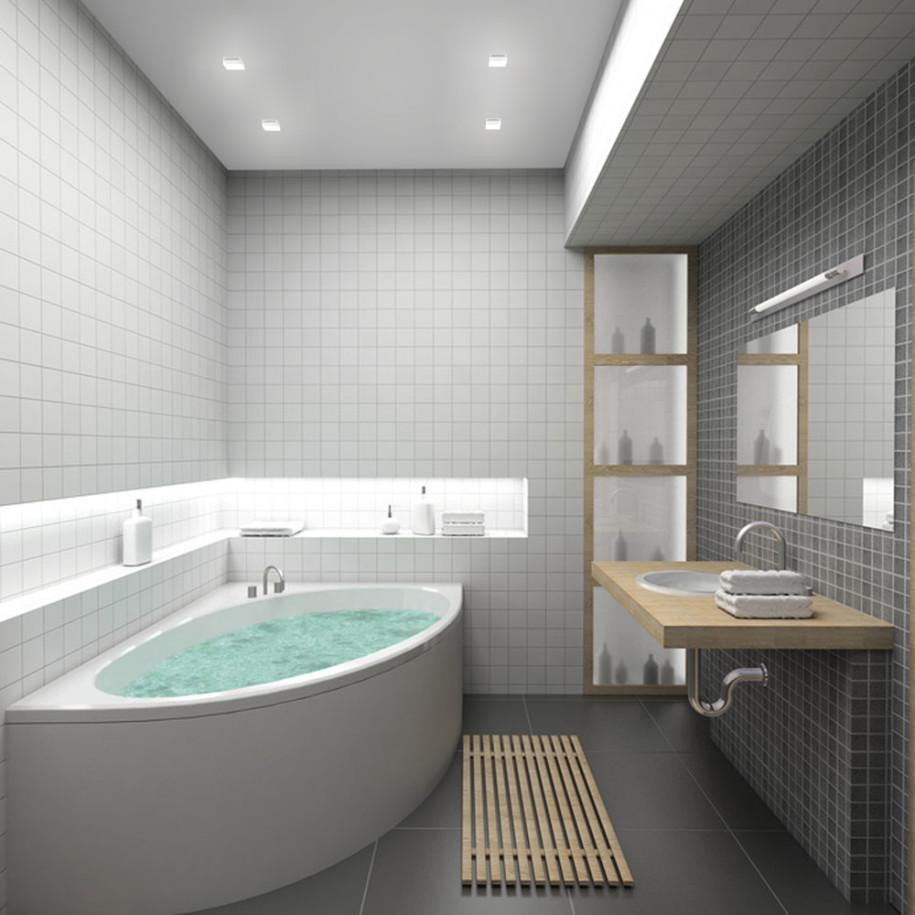 صورة بلاط حمامات , اجمل اشكال بلاط الحمامات