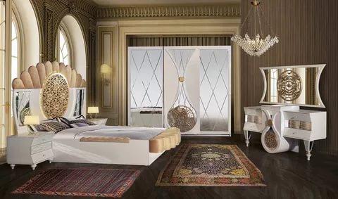 بالصور غرف نوم عرسان , احدث تصميمات غرفة النوم للعرائس 2829 10