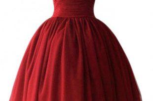 صورة فساتين قصيرة للسهرات , تصميمات عصرية لفستان السهرة القصير