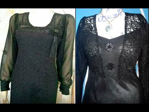 بالصور فصالات دشاديش سود , اجمل الفساتين التى تصلح للتفصيل 2974 8
