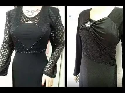 بالصور فصالات دشاديش سود , اجمل الفساتين التى تصلح للتفصيل 2974 9