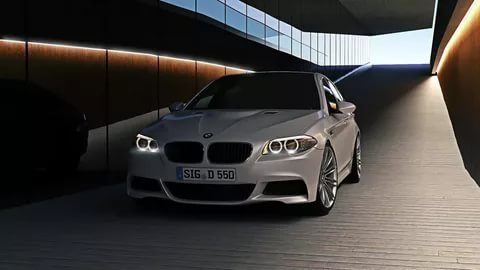 صورة صور سيارات bmw , احدص التصميمات لسارة بى ام دبليو