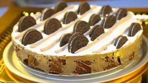 بالصور حلى الاوريو , اسهل طريقة لعمل حلوى الاوريو 3089 1