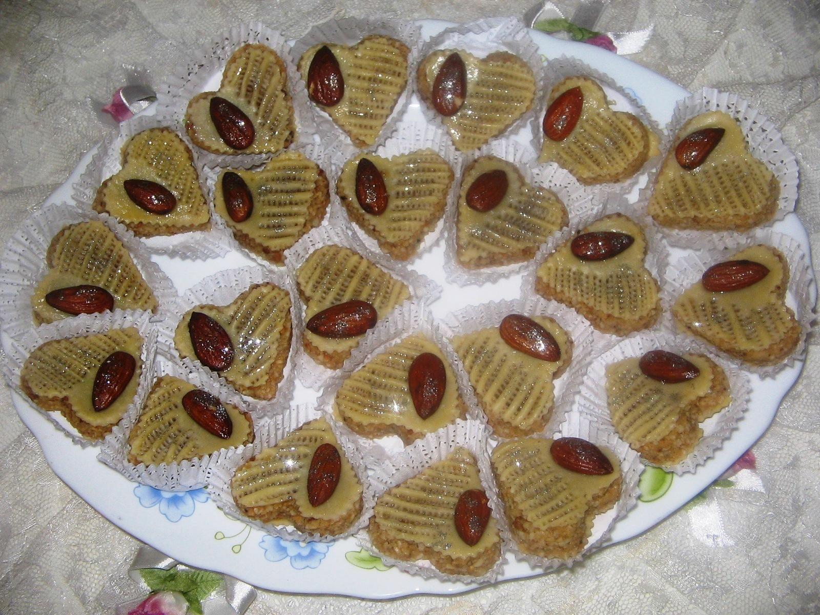 صورة حلويات الافراح بالصور والطريقة , حلوى الافراح بالصور وطريقه العمل