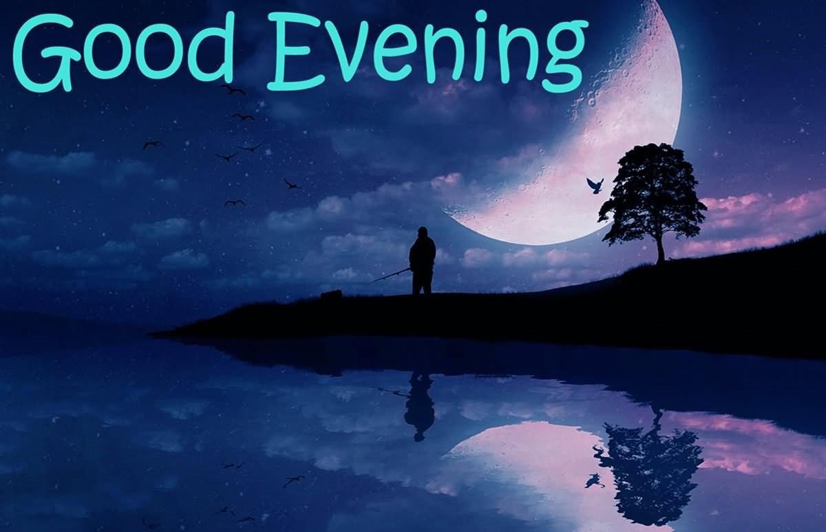 صور مساء الخير بالانجليزي , مسائك خير باللغة الانجليزية