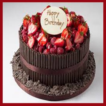 بالصور تورتة عيد ميلاد , تورتات لذيذه وروعة 3944 3
