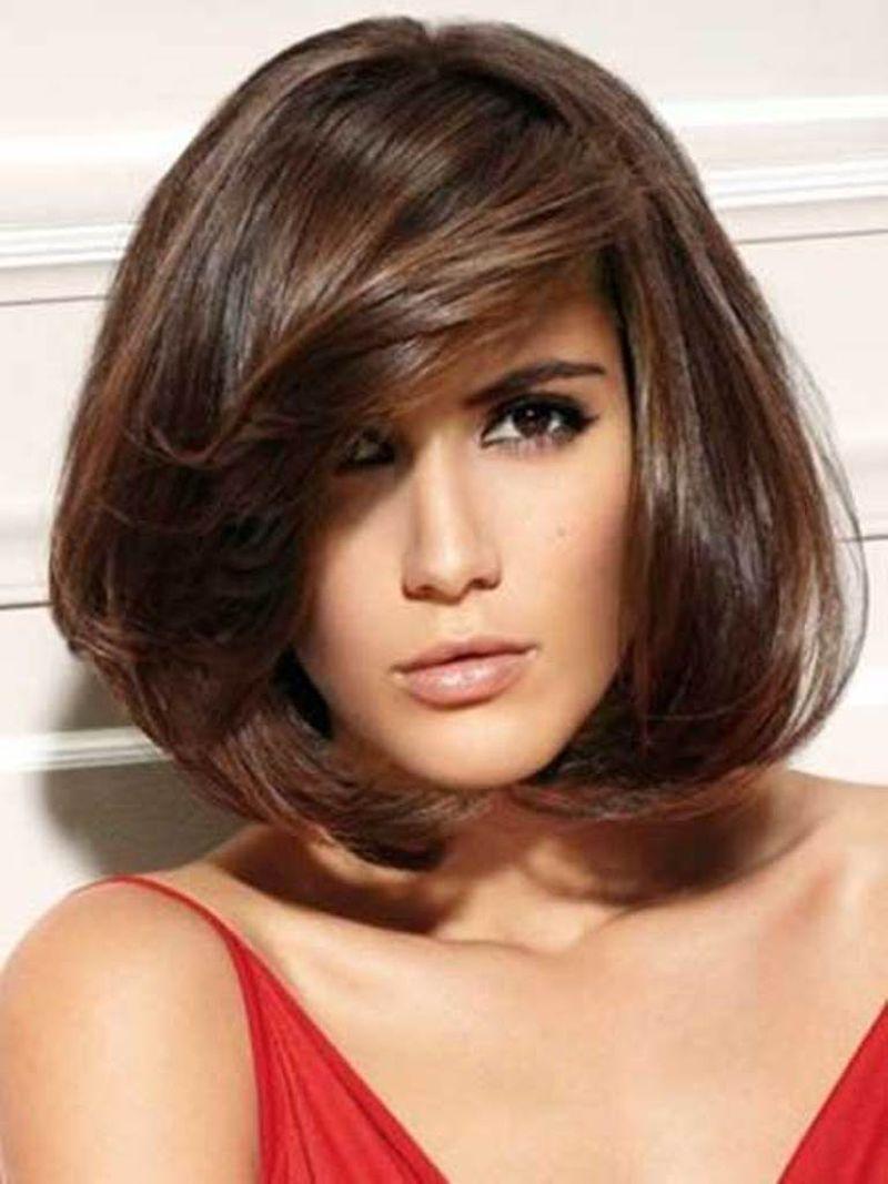 صور قصات شعر قصير مدرج , اروع تسريحات لتدريج الشعر