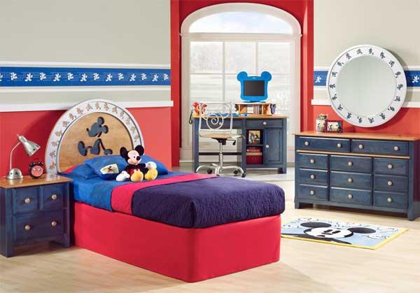 غرف اولاد , اروع اوض نوم للاطفال   دلع ورد