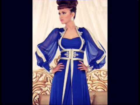 بالصور قفطان تونسي , ارتداء القفطان التونسي الجميل 4035 1