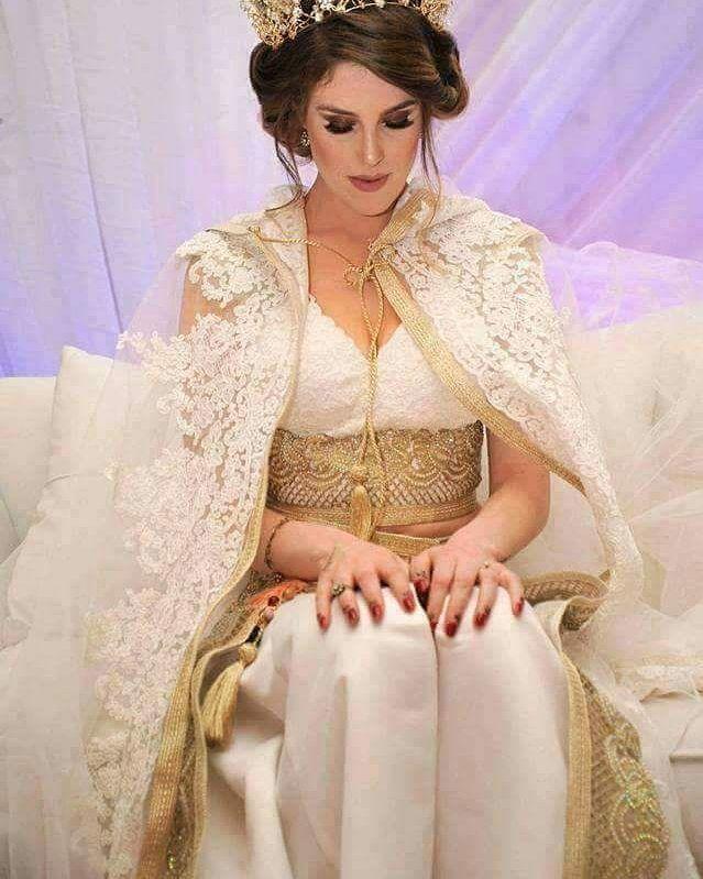 بالصور قفطان تونسي , ارتداء القفطان التونسي الجميل 4035 5