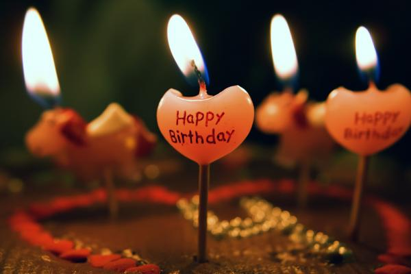 صورة اجمل تهنئة عيد ميلاد , اجمل عبارات للتهنئة بعيد ميلاد