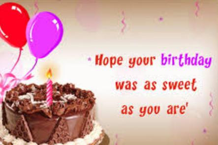 بالصور اجمل تهنئة عيد ميلاد , اجمل عبارات للتهنئة بعيد ميلاد 4068 7
