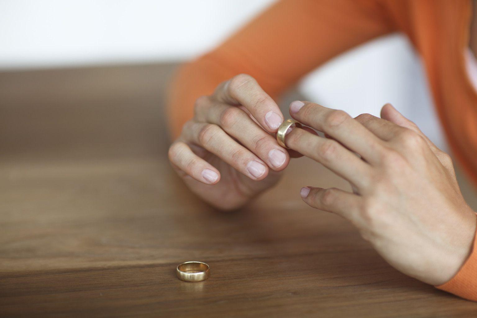 صورة الطلاق في المنام , تفسير حدوث الطلاق في المنام